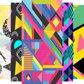 Memphis Design Wallpaper