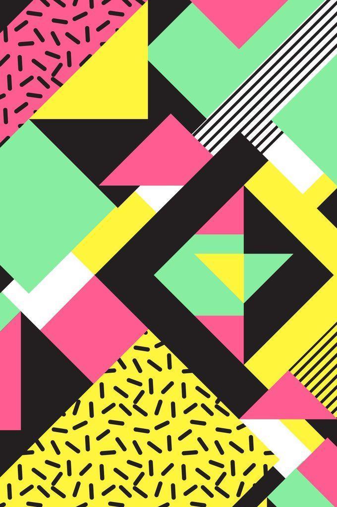 Memphis Design Wallpaper for Android - APK Download
