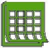 ikon Hijri-Gregorian Calendar