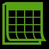 Hijri-Gregorian Calendar ikon