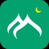 Muslim Prayer Times, Azan, Quran&Qibla By Vmuslim ícone
