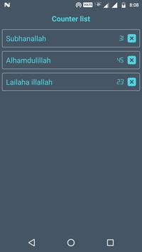 Digital Tally Counter screenshot 2
