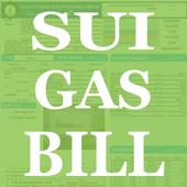 Sui Gas Bill Check icon