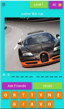 Guess The Car screenshot 3