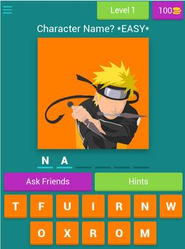 ANIME QUIZ - Trivia Game screenshot 10