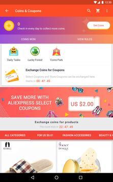 AliExpress—inteligentniejsze zakupy, lepsze życie screenshot 12