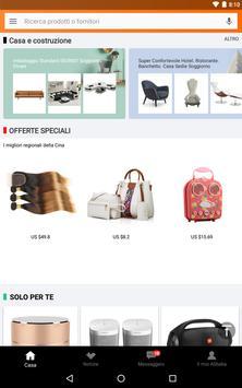 10 Schermata Alibaba.com