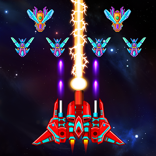 Download Galaxy Attack: Alien Shooter For Android