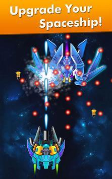 Galaxy Attack: Alien Shooter تصوير الشاشة 10