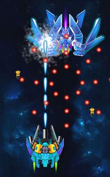 Galaxy Attack: Alien Shooter स्क्रीनशॉट 11