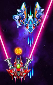 Galaxy Attack: Alien Shooter تصوير الشاشة 21