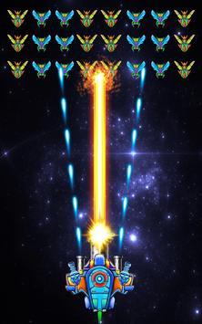 Galaxy Attack: Alien Shooter स्क्रीनशॉट 22