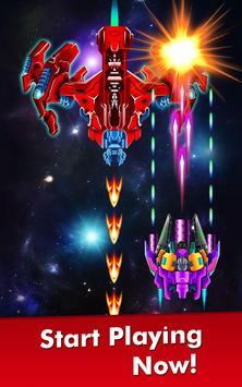 Galaxy Attack: Alien Shooter تصوير الشاشة 23