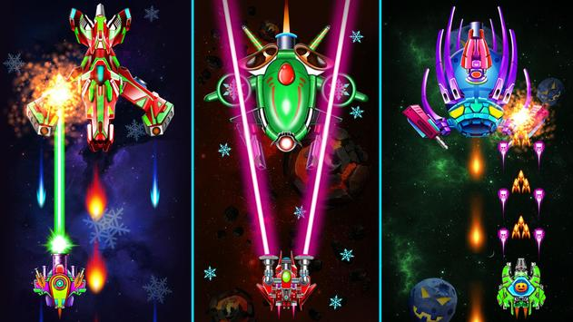 Galaxy Attack: Alien Shooter screenshot 23