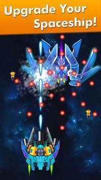 Galaxy Attack: Alien Shooter captura de pantalla 2