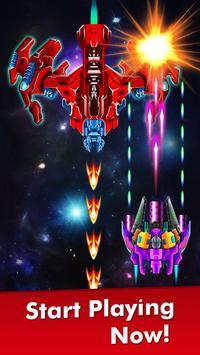 Galaxy Attack: Alien Shooter تصوير الشاشة 7