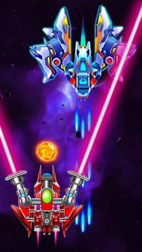 Galaxy Attack: Alien Shooter स्क्रीनशॉट 7