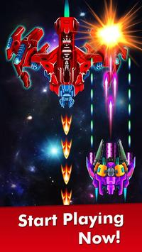 Galaxy Attack: Alien Shooter تصوير الشاشة 7