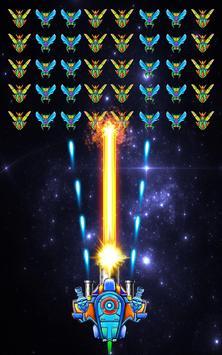 Galaxy Attack: Alien Shooter captura de pantalla 4