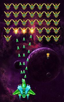 Galaxy Attack: Alien Shooter स्क्रीनशॉट 8