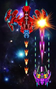 Galaxy Attack: Alien Shooter स्क्रीनशॉट 9