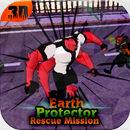 Alien Force War: Earth Protector APK