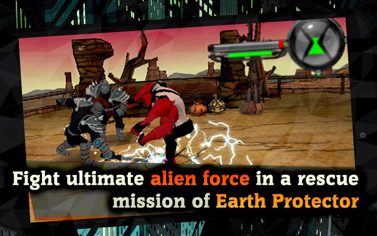 Alien Force War: Earth Protector for Android - APK Download