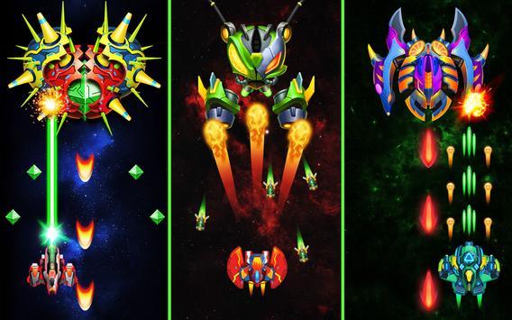 Galaxy Invaders स्क्रीनशॉट 15