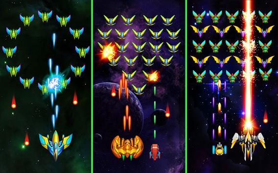 Galaxy Invaders स्क्रीनशॉट 23