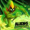Aliens Arena: Mega Alien War Transform icon