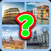 Città d'Italia Quiz icon