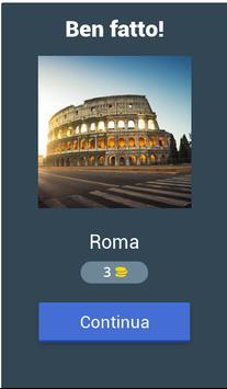 Città d'Italia Quiz screenshot 1