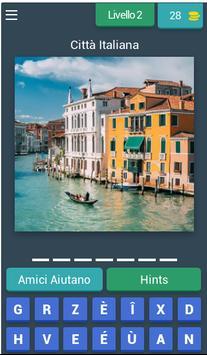 Città d'Italia Quiz screenshot 2