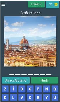 Città d'Italia Quiz screenshot 3