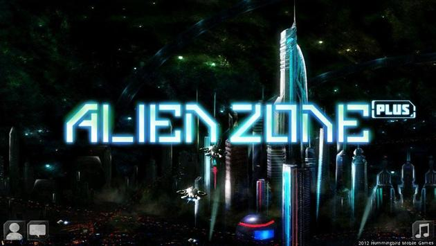 Alien Zone Plus 截图 1