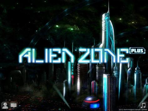 Alien Zone Plus 截图 5
