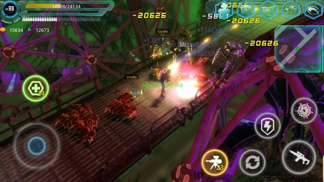 Alien Zone Raid screenshot 10