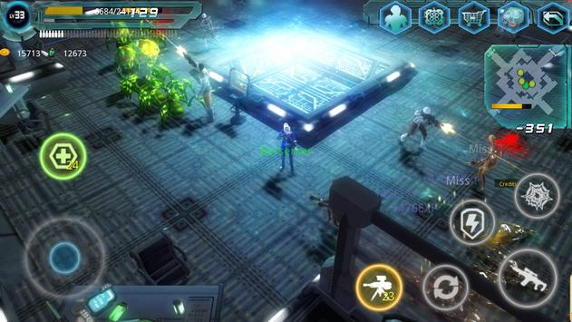 Alien Zone Raid screenshot 11