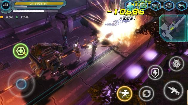 Alien Zone Raid screenshot 3