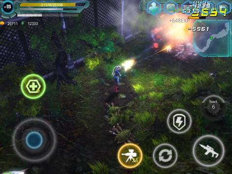 Alien Zone Raid screenshot 8
