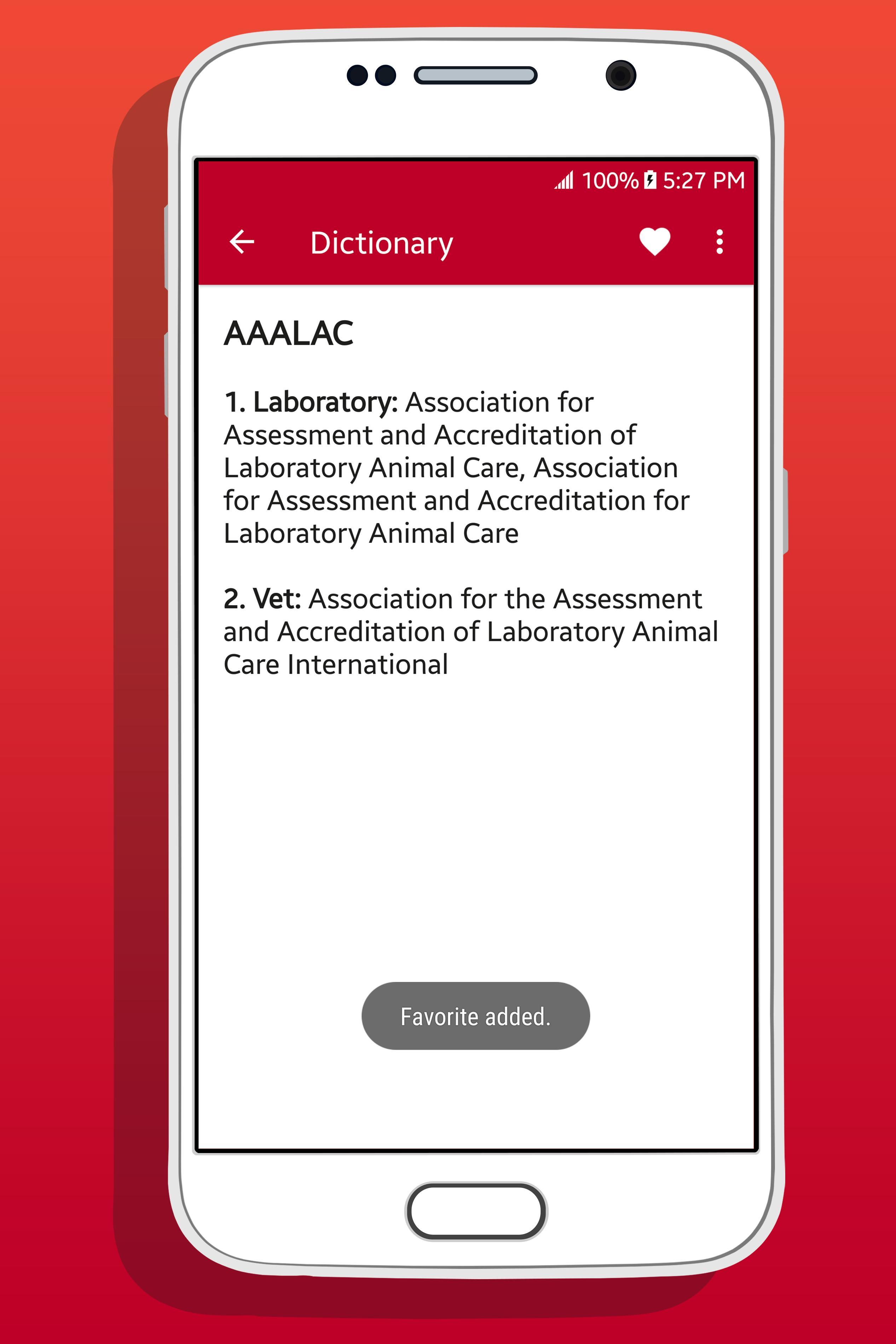 Medical Abbreviation Dictionary for Android - APK Download