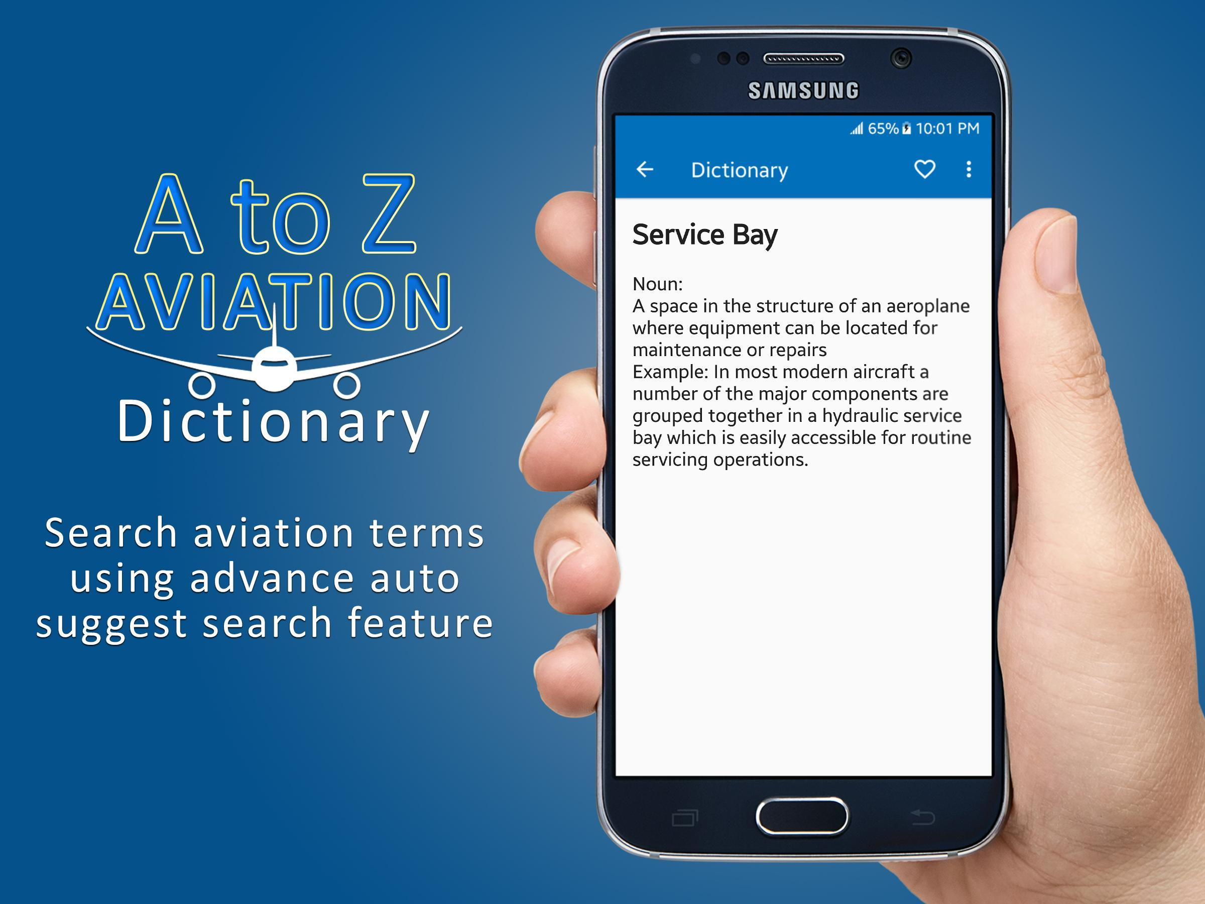 Aviation Dictionary for Android - APK Download