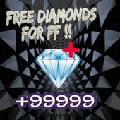 Get Acces Diamond Free Fire Calc icon
