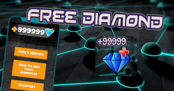 Get Acces Diamond Free Fire Calc screenshot 1