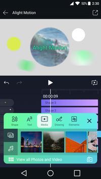 Alight Motion скриншот 2