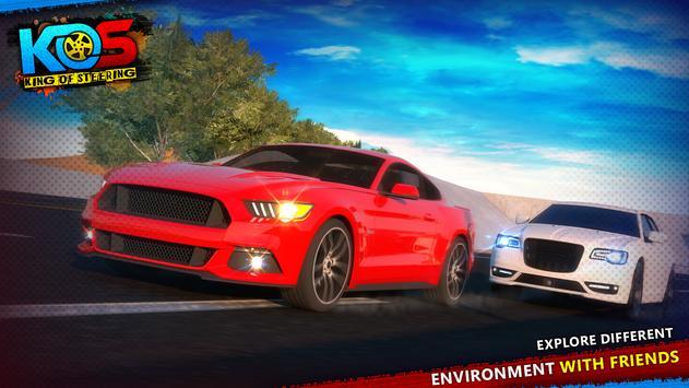 car games - king of steering screenshot 1