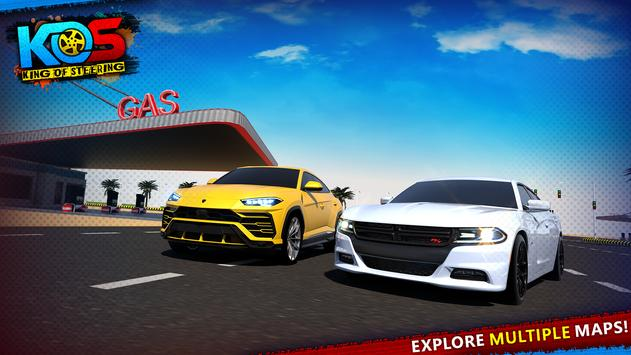 car games - king of steering screenshot 3