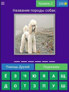 Угадай породу собак??? screenshot 9