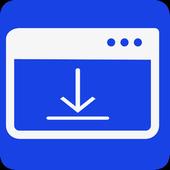 All Video Downloader Plus – Free Status Saver icon
