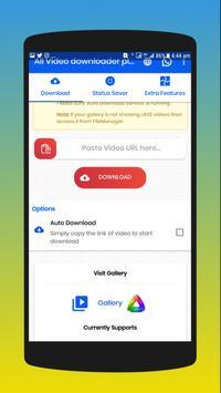 All Video Downloader Plus – Free Status Saver screenshot 1